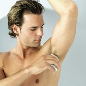 how to stop sweaty armpits