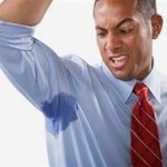 how to stop underarm sweating